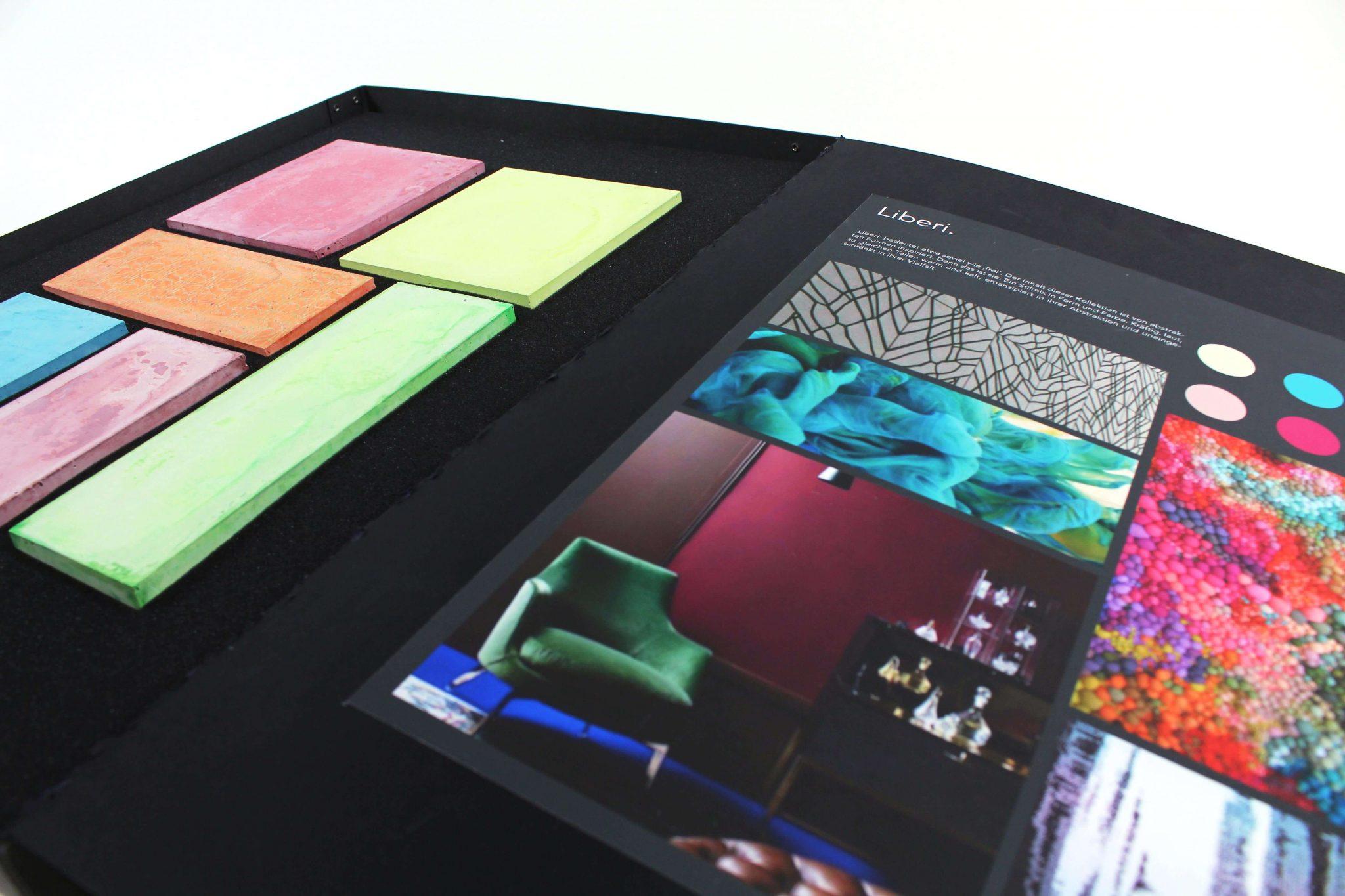 Concrete.Color.Concepts - farbiger Beton